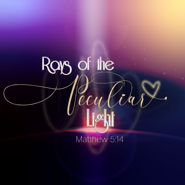 Rays of the Peculiar Light-01